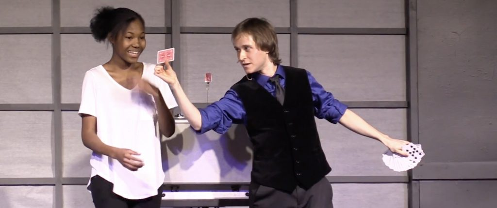 College Event Magician